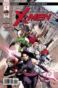 [Astonishing X-Men #9 (Legacy) (Product Image)]