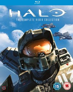 [Halo: Complete Video Collection (Blu-Ray) (Product Image)]