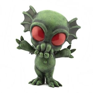 [Cryptkins Unleashed: Vinyl Figure: Cthulhu (Halloween ComicsFest Previews Exclusive Patina) (Product Image)]