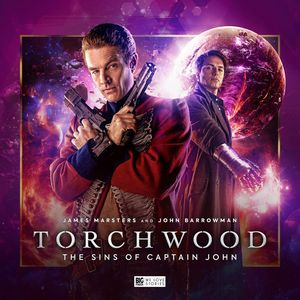 [Torchwood: The Sins Of Captain John (Product Image)]