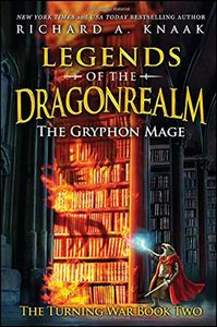 [The Turning War: Book 2: Legends Of The Dragonrealm: The Gryphon Mage (Product Image)]