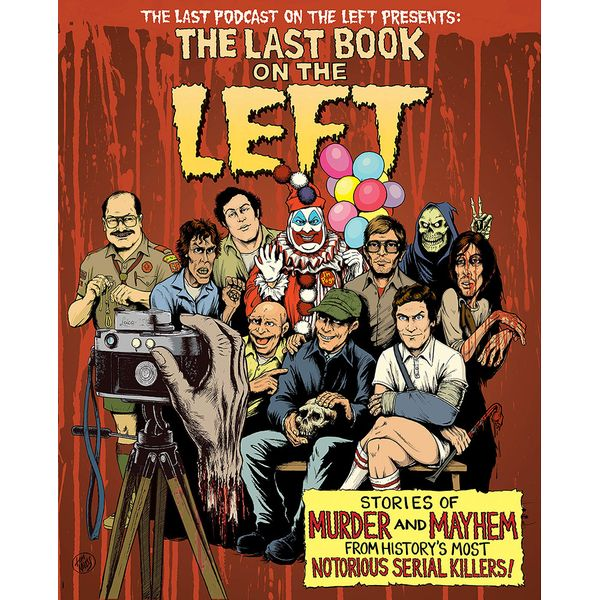 [The cover for The Last Book On The Left (Signed Hardcover)]