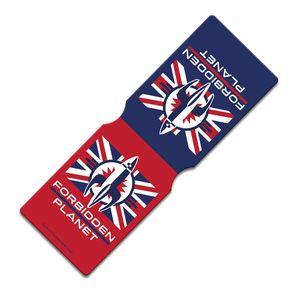 [Forbidden Planet: Travel Pass Holder: Union Jack Rocket (Product Image)]