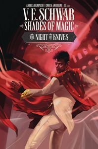 [Shades Of Magic #6 (Cover B Olimpieri) (Product Image)]