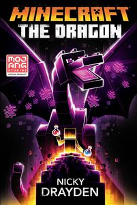 [Minecraft: The Dragon (Hardcover) (Product Image)]