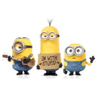 [The Minions Trailer is here (Product Image)]