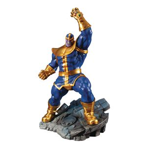 [Marvel Comics: Avengers Series: Artfx+ Statue: Thanos (Product Image)]