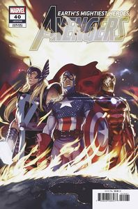 [Avengers #40 (Clarke Variant) (Product Image)]