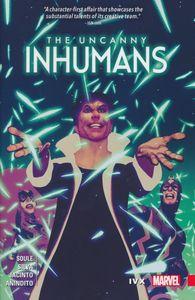 [Uncanny Inhumans: Volume 4: IVX (Product Image)]