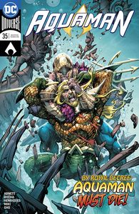 [Aquaman #35 (Product Image)]