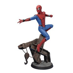 [Spider-Man: Homecoming: ArtFX Statue: Spider-Man (Product Image)]