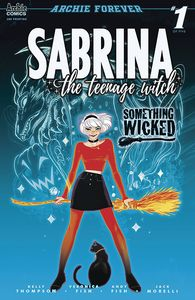 [Sabrina: Something Wicked #1 (2nd Printing) (Product Image)]