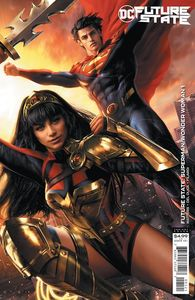 [Future State: Superman/Wonder Woman #1 (Jeremy Roberts Card Stock Variant) (Product Image)]