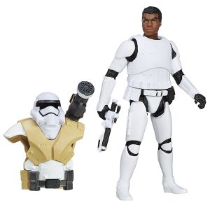 [Star Wars: The Force Awakens: Armour Series Wave 2 Action Figures: Finn FN-2187 (Product Image)]
