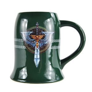 [Warhammer 40K: Mug: Dark Angels (Product Image)]