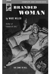[Hard Case Crime: Branded Woman (Product Image)]