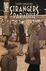 [Strangers In Paradise XXV #1 (Product Image)]