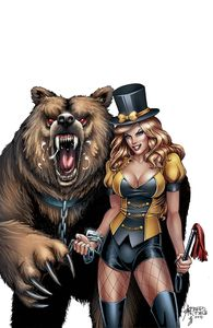 [Grimm Fairy Tales #10 (Cover B Reyes) (Product Image)]