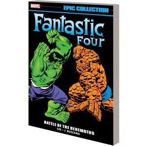 [Fantastic Four: Epic Collection: Battle Behemoths (Product Image)]