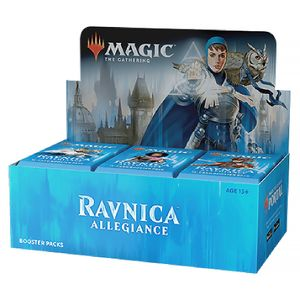 [Magic The Gathering: Booster Box: Ravnica Allegiance (Product Image)]