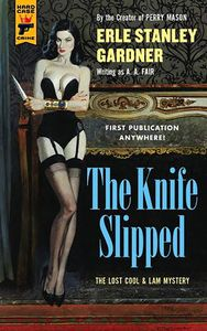 [The Knife Slipped (Product Image)]