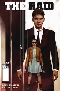 [The Raid #1 (Cover A Oliver) (Product Image)]