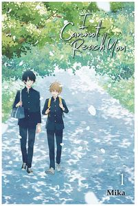 [I Will Not Reach You: Volume 1 (Product Image)]