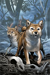 [Beasts Of Burden: Occupied Territory #3 (Cover A Dewey) (Product Image)]