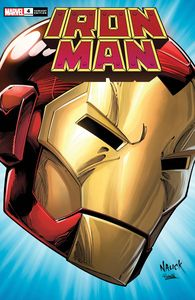 [Iron Man #4 (Nauck Headshot Variant) (Product Image)]