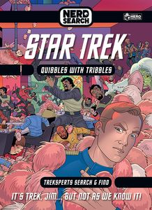 [Star Trek: Nerd Search: Where No Tribble Has Gone Before (Hardcover) (Product Image)]