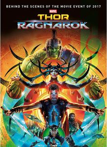[Thor: Ragnarok: Official Movie Special (Hardcover) (Product Image)]