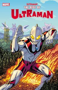 [Rise Of Ultraman #4 (Mcguinness Promo Variant) (Product Image)]
