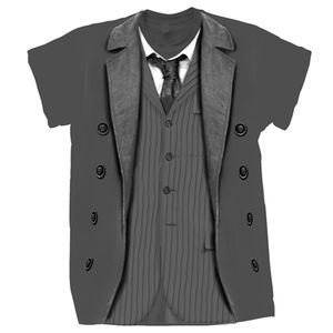 [Doctor Who: T-Shirts: 10th Doctor Costume (Forbidden Planet Exclusive) (Product Image)]