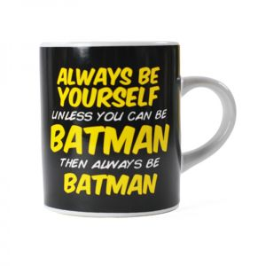 [Batman: Mini Mug: Be Batman (Product Image)]