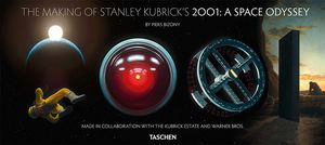 [The Making Of Stanley Kubricks 2001: A Space Odyssey (Hardcover) (Product Image)]