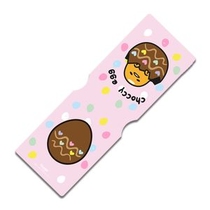 [Gudetama: Travel Pass Holder: Choccy Egg (Product Image)]