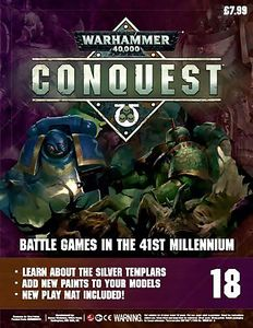 [Warhammer 40K: Conquest: Figurine Collection #18 (Product Image)]