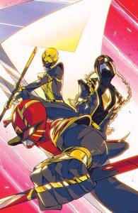 [Power Rangers #1 (Nicuolo Variant) (Product Image)]