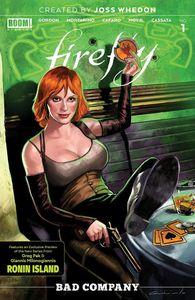 [Firefly: Bad Company #1 (Product Image)]
