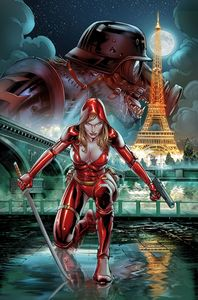 [Grimm: Red Agent: Beast Of Belgium (Cover A Vitorino) (Product Image)]