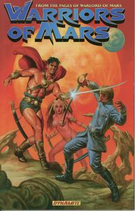 [Warriors Of Mars (Product Image)]