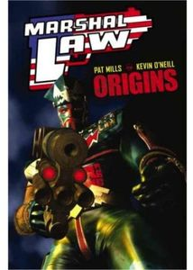 [Marshal Law: Origins (Titan Edition) (Product Image)]