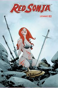 [Red Sonja #24 (Cover A Lee) (Product Image)]
