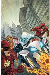 [The Flash: The Road To Flashpoint (Titan Edition) (Product Image)]