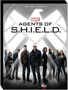 [Marvel's Agents Of S.H.I.E.L.D.: Season Three Declassified (Slipcase - Hardcover) (Product Image)]