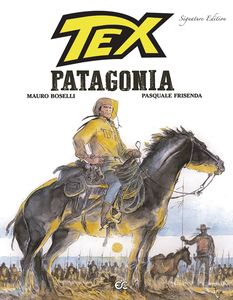 [Tex Patagonia (Hardcover) (Product Image)]