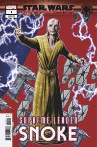 [Star Wars: Age Of Republic: Supreme Leader Snoke #1 (Mckone Puzzle Pc Variant) (Product Image)]