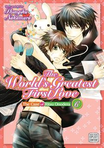 [The World's Greatest First Love: Volume 6 (Product Image)]