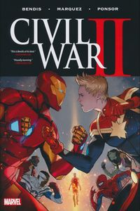 [Civil War II (Hardcover) (Product Image)]