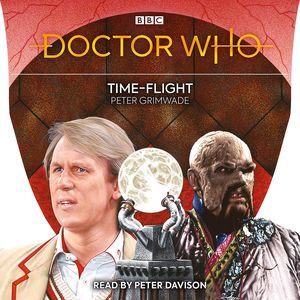 [Doctor Who: Time-Flight: 5th Doctor Novelisation (Product Image)]